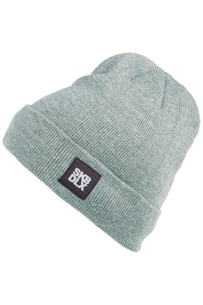 SK8DLX Deep Fleece Beanie (heather grey)