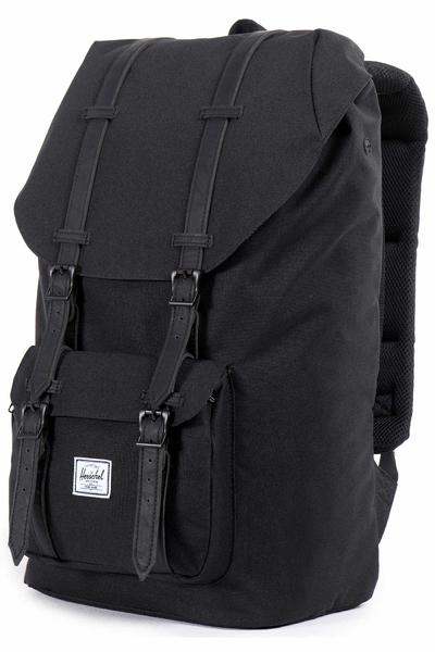 Herschel Little America Backpack 23,5L (black black)