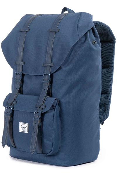 Herschel Little America Backpack 25L (navy navy)