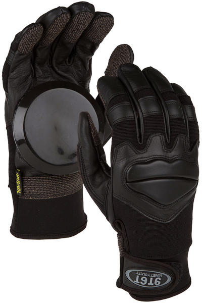 Ninetysixty Leather Slide Gloves (black)