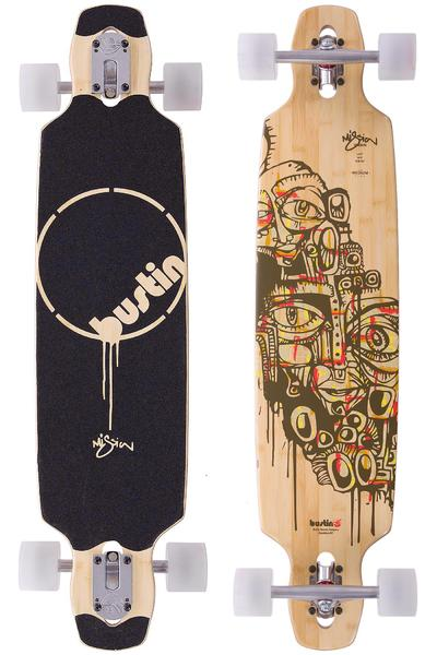 "Bustin Mission 40"" (101,6cm) Complete-Longboard"
