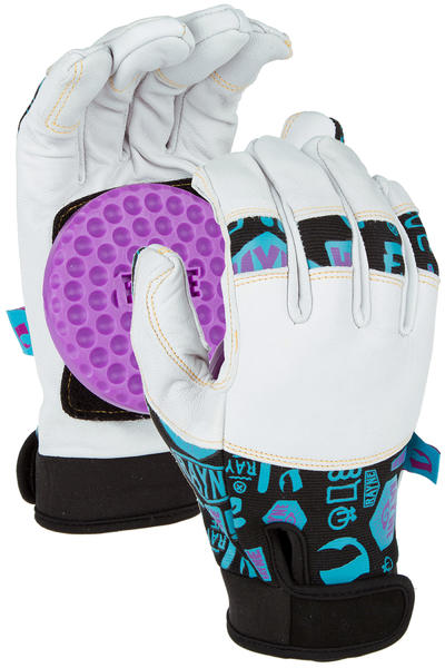 Rayne Idle Hands Slide Gloves 2014 (white)