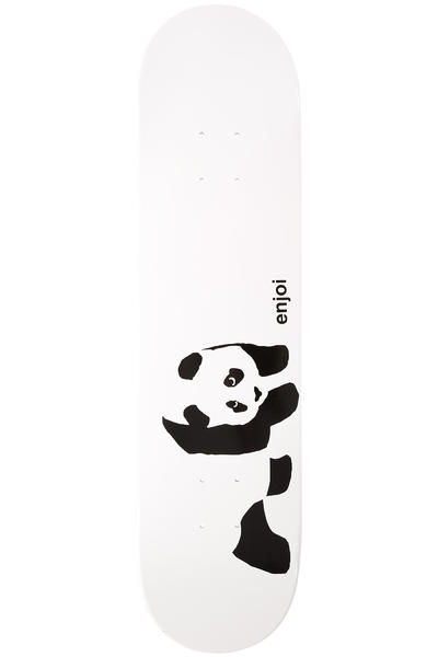 "Enjoi Team Whitey Panda R7 7.75"" Deck (white)"