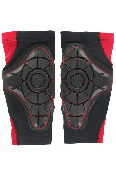 G-Form Pro-X Rodillera (black red)