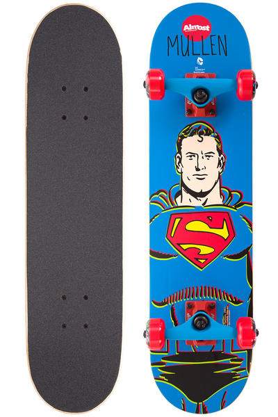 "Almost Mullen Superman Mid 7.4"" Komplettboard (blue)"