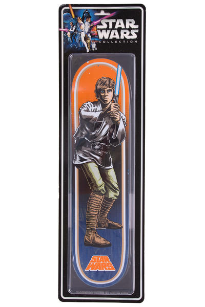 "Santa Cruz x Star Wars Luke Skywalker Collectible 7.875"" Deck"