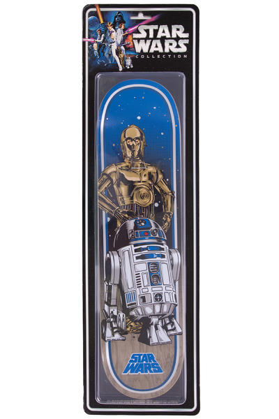 "Santa Cruz x Star Wars Droids Collectible 8.375"" Deck"