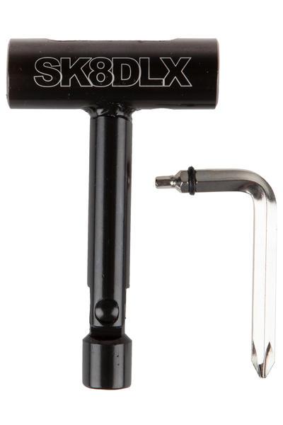 SK8DLX Metal III Skate-Tool (black)
