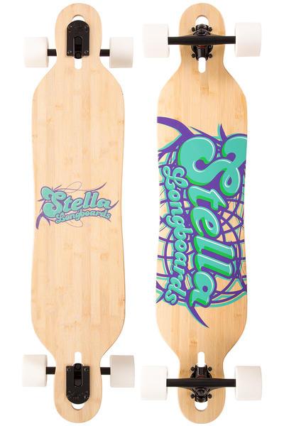 "Stella Chakra 40"" (101,6cm) Complete-Longboard (logo)"