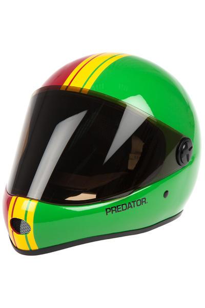 Predator DH-6 Skate Helm (rasta)