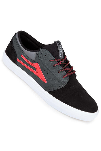 Lakai x Chocolate 20 Griffin Shoe (black grey)