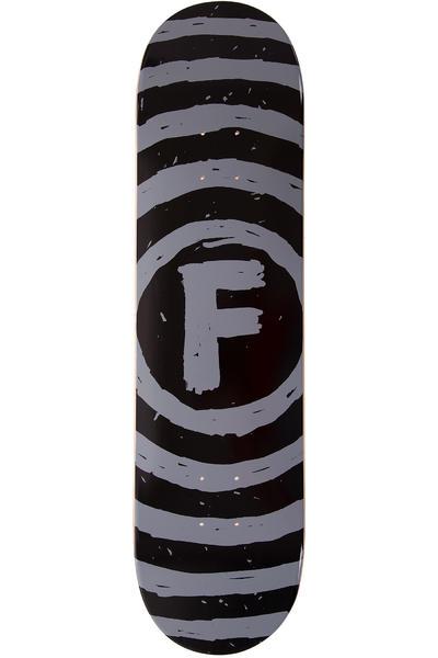 """Foundation Vertigo Sketch 8"""" Deck (black grey)"""