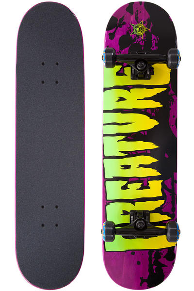 "Creature Stained 8"" Complete-Board (purple)"
