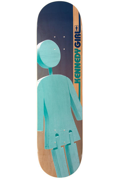 "Girl Kennedy Shape Up 8"" Deck (multi)"
