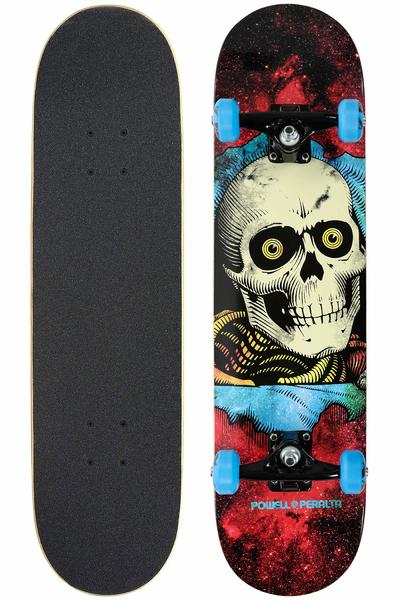 "Powell-Peralta Ripper 8"" Komplettboard (cosmic red)"