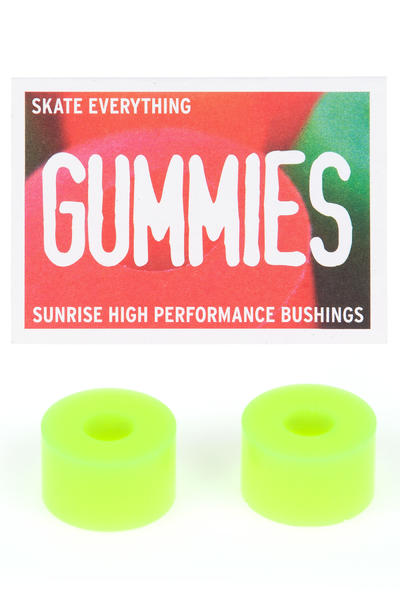 Sunrise Gummies Double Barrel 85A Lenkgummi (yellow)