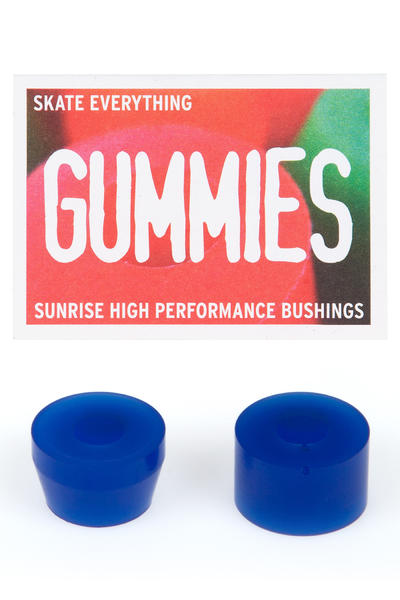 Sunrise Gummies Barrel Cone 75A Lenkgummi (blue)