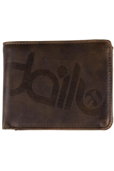Iriedaily Top 2 Punch Wallet (dark brown)