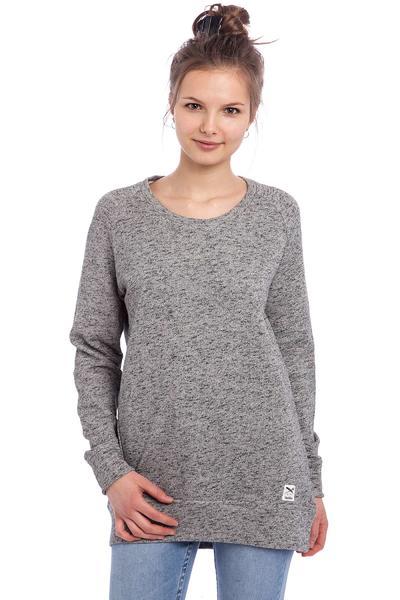 Iriedaily Jazzie Space Sweatshirt women (charcoal melange)