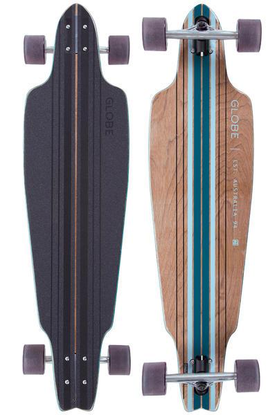 "Globe Prowler 38.5"" (97,8cm) Complete-Longboard (brown blue)"