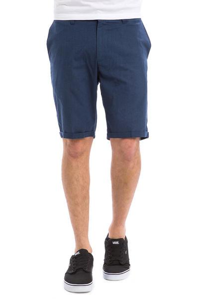 Iriedaily Golfer Chambray Shorts (steelblue)