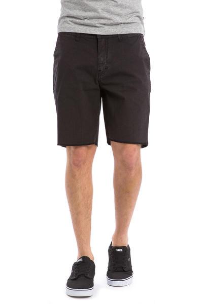 KR3W K Slim Vintage Wino Shorts (black)