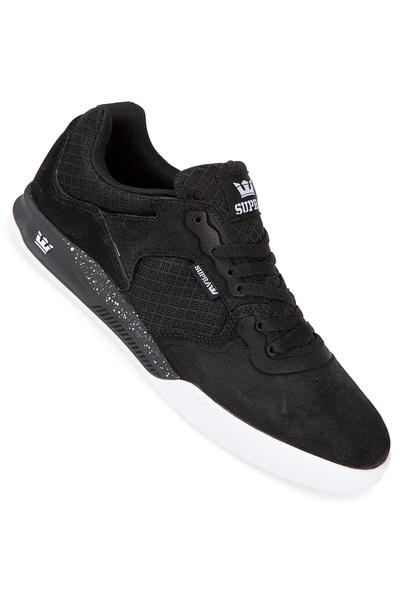 Supra Avex Shoe (black white white)