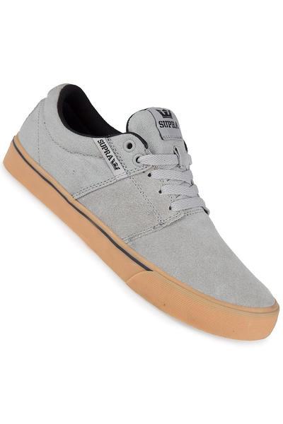 Supra Stacks Vulc II Schuh (grey gum)