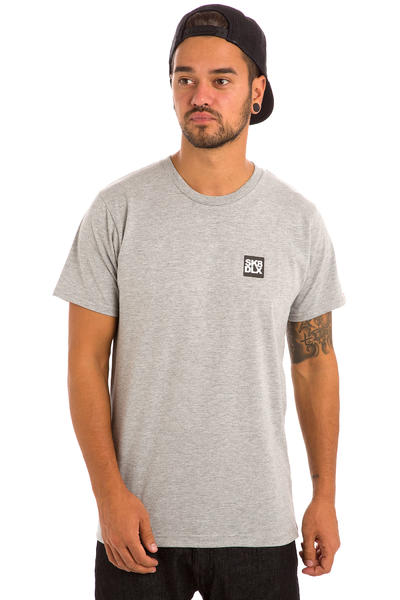 SK8DLX Coresk8 T-Shirt (grey heather)