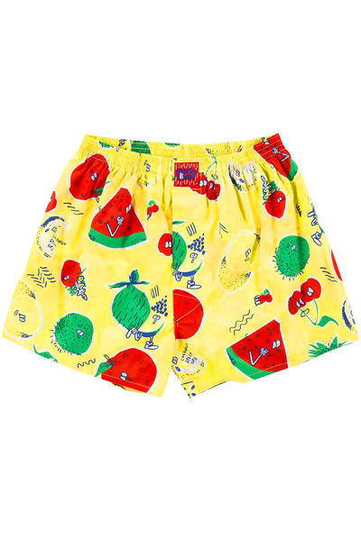 Lousy Livin Underwear Fruitshake Boxershorts (yellow)