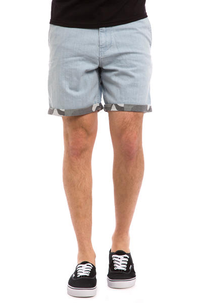 Hurley Pyrate Denim Shorts (antarica)