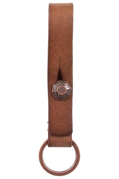 Brixton Agent Schlüsselanhänger (brown copper)