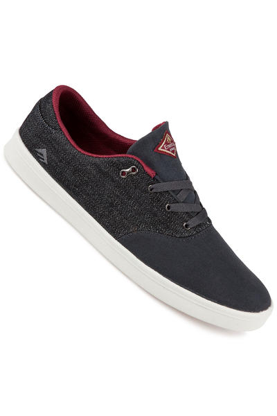 Emerica The Reynolds Cruiser LT Schuh (black grey)