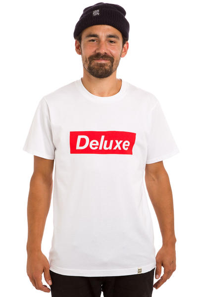 SK8DLX Deluxe T-Shirt (white)