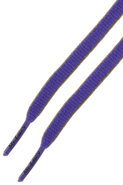 Mr. Lacy Slimmies Cordones (violet yellow)