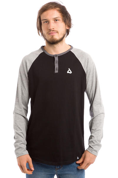 Anuell Stanley Longsleeve (black heather grey)