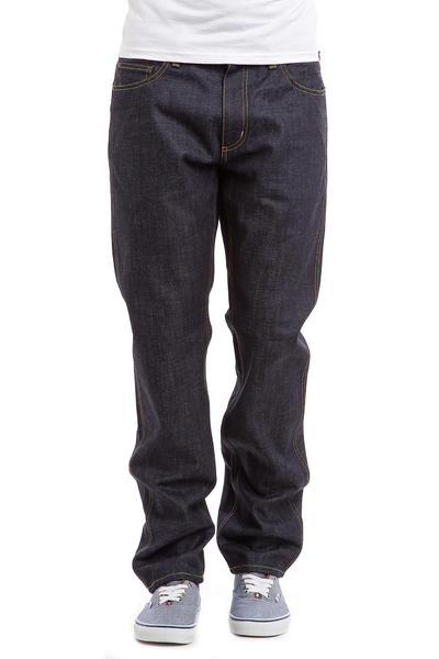 Carhartt WIP Western Pant II Edgewood Jeans (blue rigid)