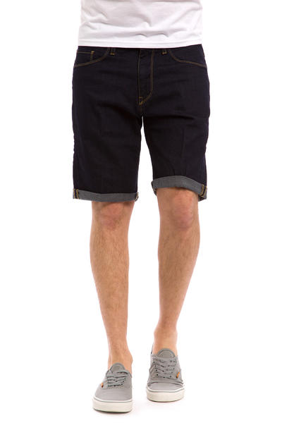 Carhartt WIP Swell Malibu Shorts (blue rinsed)