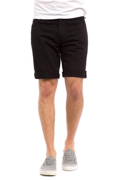 Carhartt WIP Klondike II Dillon Shorts (black rinsed)