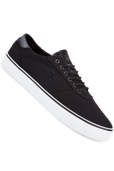 Lakai x Baker Manchester Lean Canvas Shoe (black)