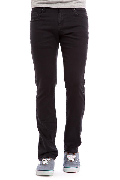 Volcom Chili Chocker Colored Jeans (sulfur black)