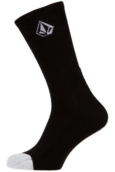 Volcom Full Stone Socks US 9-12 (black)