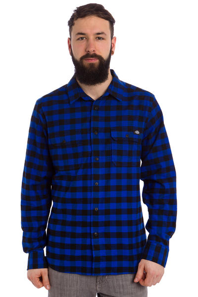 Dickies Jacksonville Hemd (royal blue)