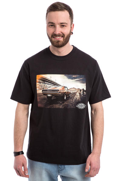 Dickies Hot Rod Speedway T-Shirt (black)