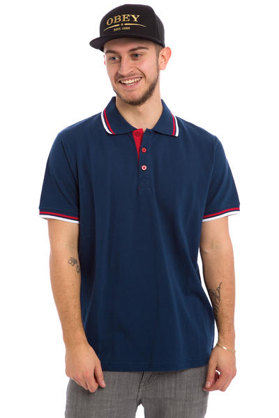Dickies Garcia Polo-Shirt (deep blue)