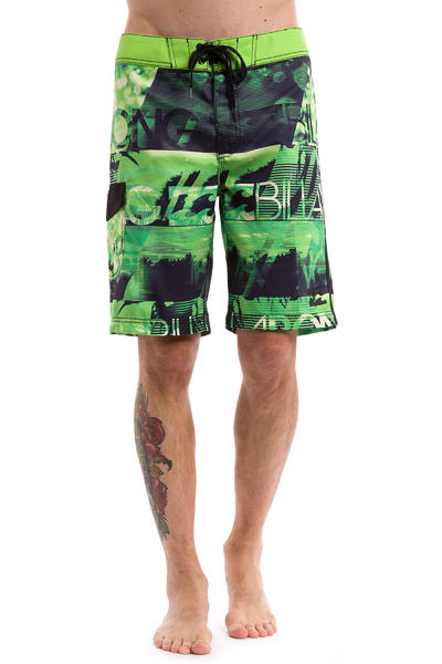 Billabong Horizon Boardshorts (lime)