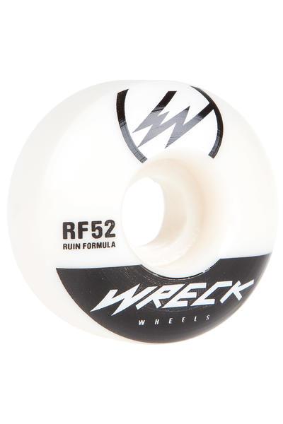Wreck W1 52mm Rollen (white) 4er Pack