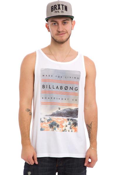 Billabong Agent Tank-Top (white)