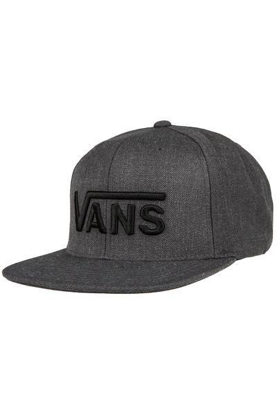 Vans Drop V Snapback Cap (black black)
