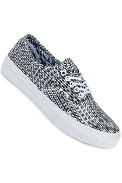 Vans Authentic Slim Schuh women (mixed geo black)